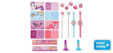 My Little Pony Super Favor Kit