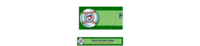 Custom Toronto Blue Jays Banner 6ft