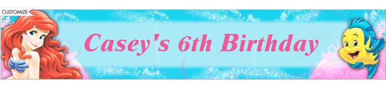 Ariel 2 Custom Banner