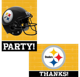 Nfl Pittsburgh Steelers Party Supplies Party City Canada