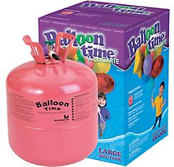Large Helium Tank 14.9 cu ft