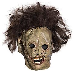 Child Latex Leatherface Mask