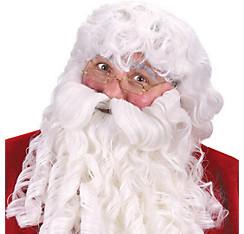 Santa Wig & Beard Set