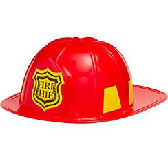 Red Fireman Hat