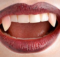 Custom Designer Sexy Bites Vampire Fangs