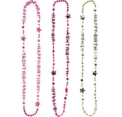 Another Year of Fabulous Birthday Necklaces 3ct