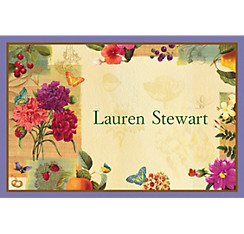 Le Jardin Custom Thank You Note