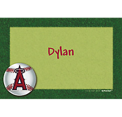Los Angeles Angels Custom Thank You Note
