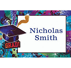 Grad Reflections Custom Thank You Notes