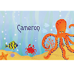 Under the Ocean Custom Thank You Note