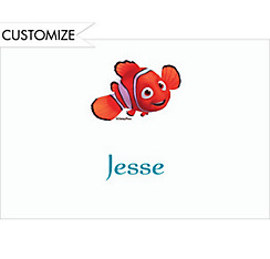 Nemo Custom Thank You Note