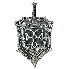 Crusader Shield & Sword