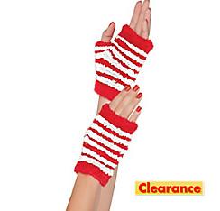 Candy Stripe Glovelettes