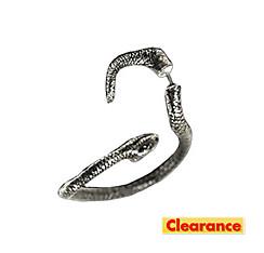 Snake Wrap Earring