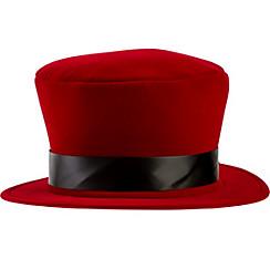 Red Velvet Top Hat