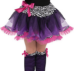 Girls Fierce Fairy Tutu
