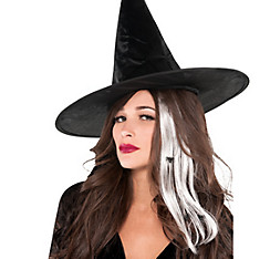 Spider Witch Hair Extensions 2ct