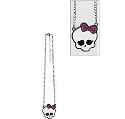Monster High Skullette Pendant Necklace