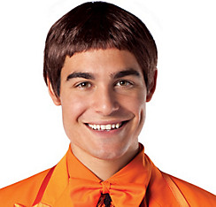 Dumb and Dumber Lloyd Wig