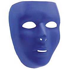 Basic Blue Face Mask