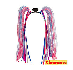 Ravewear Light-Up Blue and Pink Noodle Headband