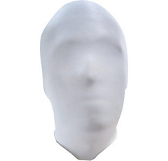 Adult White MorphMask