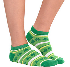 Shamrock Ankle Socks