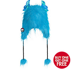 Child Furry Monster High Laplander Hat