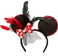 Minnie Mouse Fascinator Headband