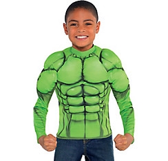 Child Hulk Muscle Shirt