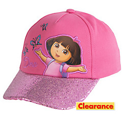 Child Glitter Dora the Explorer Baseball Hat
