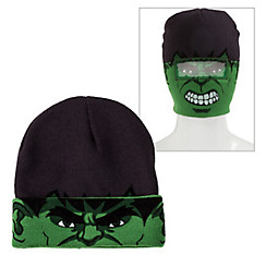 Hulk Roll-Down Mask Beanie