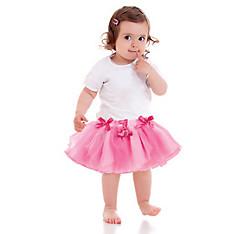 Baby Pink 1st Birthday Tutu