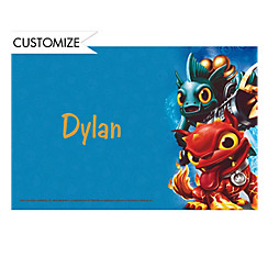 Skylanders Custom Thank You Note