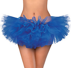 Royal Blue Ballet Tutu