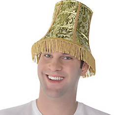 Lampshade Hat