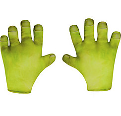 Child Soft Shrek Hands