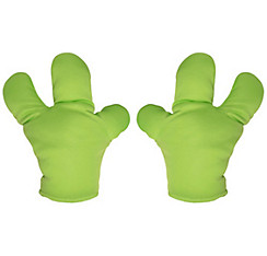 Child Teenage Mutant Ninja Turtles Hands