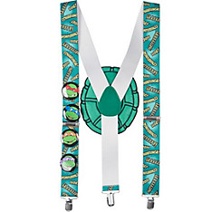 Teenage Mutant Ninja Turtles Suspenders