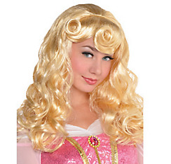 Aurora Wig Couture - Sleeping Beauty