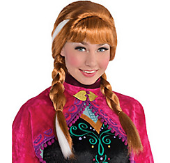 Anna Wig Couture - Frozen