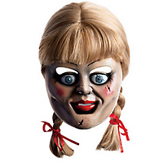 Annabelle Doll Mask