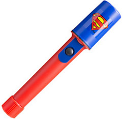 Supergirl Flashlight