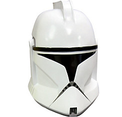 Collector's Edition Light-Up Clone Trooper Helmet - Star Wars