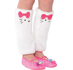 Child Hello Kitty Leg Warmers