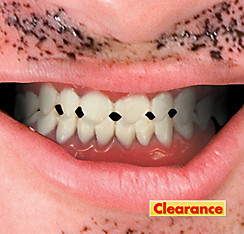 Cannibal Teeth 2pc