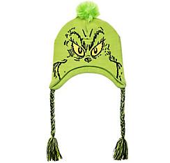 Grinch Mohawk Laplander - Dr. Seuss
