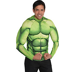 Hulk Muscle Shirt