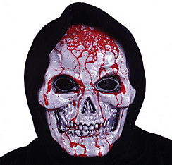 Bleeding Skull Mask