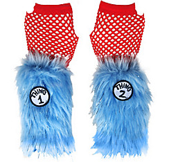 Thing 1 & Thing 2 Glovelettes - Dr. Seuss